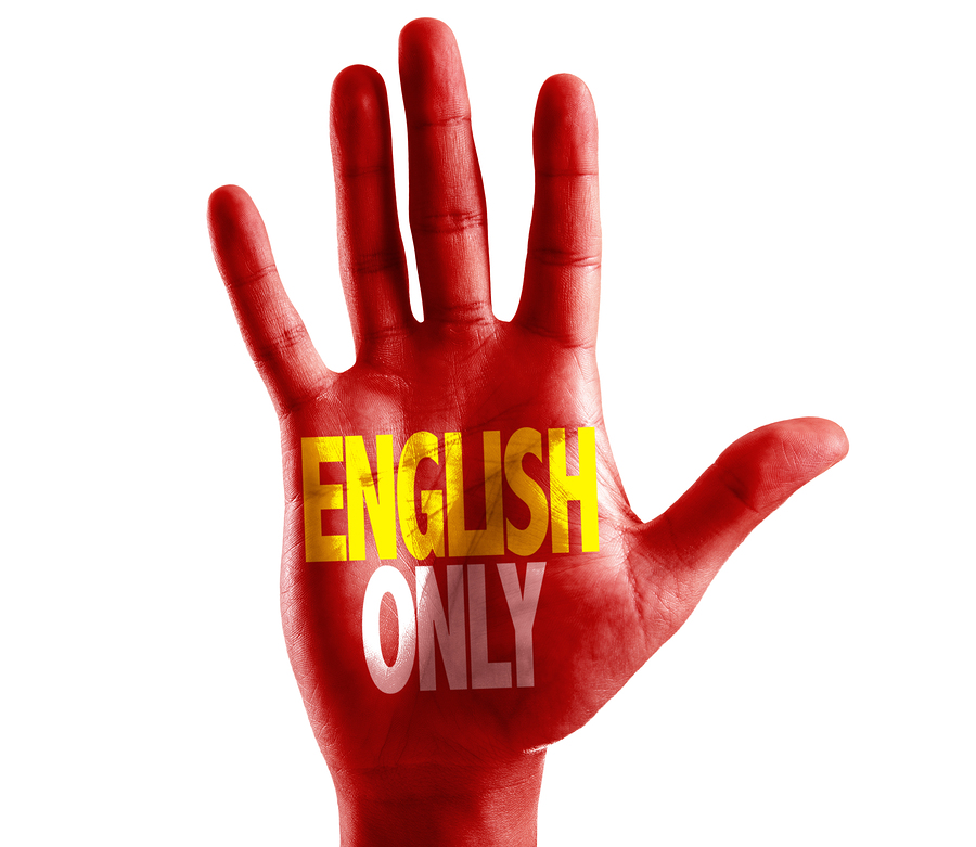 1704 DB 1 Think Carefully Before Imposing English Only Rules - Think Carefully Before Imposing English Only Rules in The Workplace